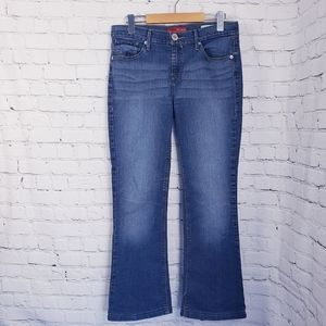 Guess Vintage 2000s Y2K Flare Jeans Taryn Mid Rise